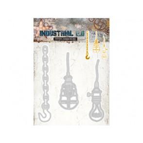 Rezalna in embosirna šablona, Industrial 2.0 št. 69