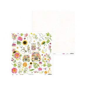 Papir, The four seasons - summer 07