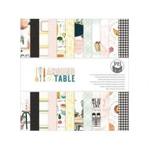 Papir, Around The Table 08, set