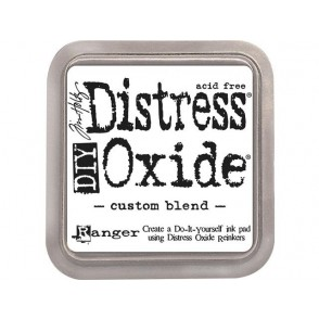 Barvna blazinica, Distress Oxide, Custom Blend