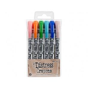 Distress voščenke, Crayons, set 6