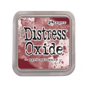Barvna blazinica, Distress Oxide, Aged Mahogany