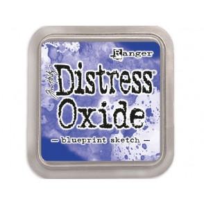 Barvna blazinica, Distress Oxide, Blueprint Sketch