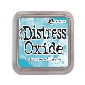 Barvna blazinica, Distress Oxide, Broken China