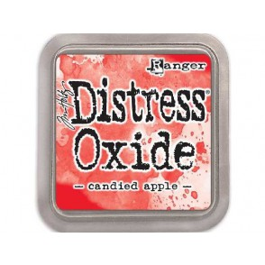 Barvna blazinica, Distress Oxide, Candied Apple