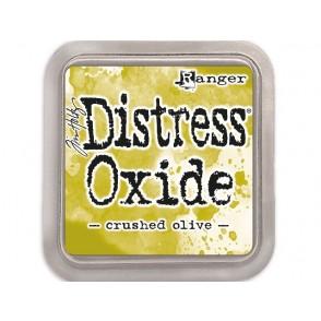 Barvna blazinica, Distress Oxide, Crushed Olive
