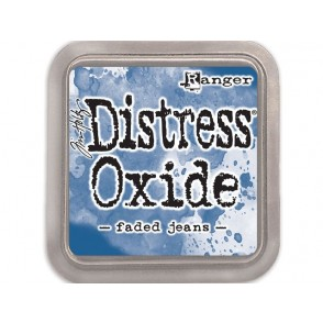 Barvna blazinica, Distress Oxide, Feded Jeans