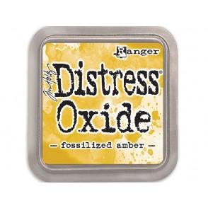 Barvna blazinica, Distress Oxide, Fossilized Amber
