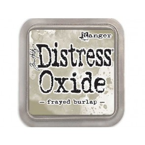 Barvna blazinica, Distress Oxide, Frayed Burlap