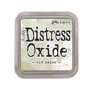 Barvna blazinica, Distress Oxide, Old Paper