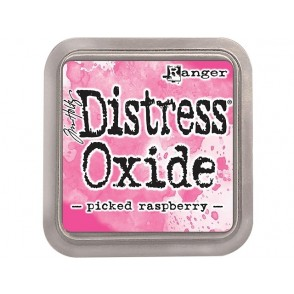 Barvna blazinica, Distress Oxide, Picked Raspberry