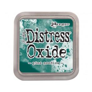 Barvna blazinica, Distress Oxide, Pine Needles