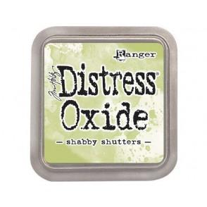 Barvna blazinica, Distress Oxide, Shabby Shutters