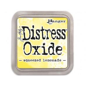 Barvna blazinica, Distress Oxide, Squeezed lemonade