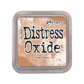 Barvna blazinica, Distress Oxide, Tea Day