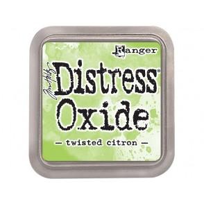Barvna blazinica, Distress Oxide,  Twisted citron