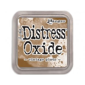 Barvna blazinica, Distress Oxide, Vintage Photo