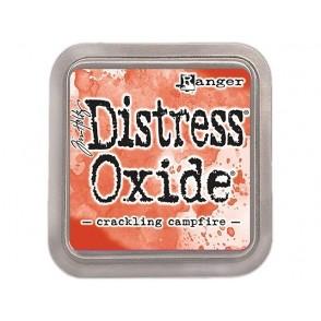 Barvna blazinica, Distress Oxide, Crackling Campfire
