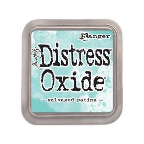 Barvna blazinica, Distress Oxide, Salvaged Patina