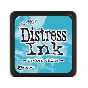 Barvna blazinica, Distress Mini Ink, Broken China