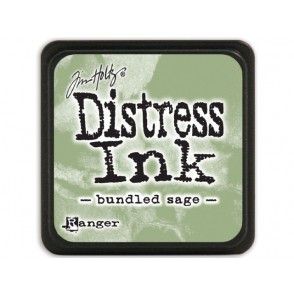 Barvna blazinica, Distress Mini Ink, Bundled Sage