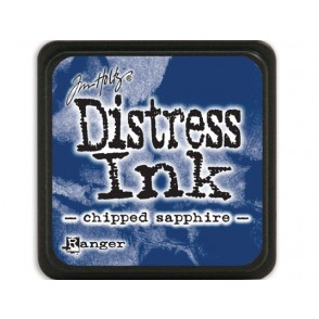 Barvna blazinica, Distress Mini Ink, Chipped Sapphire