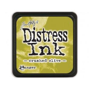 Barvna blazinica, Distress Mini Ink, Crushed Olive