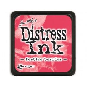 Barvna blazinica, Distress Mini Ink, Festive Berries