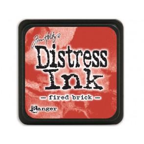Barvna blazinica, Distress Mini Ink, Fired Brick