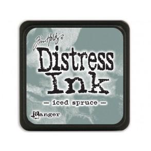 Barvna blazinica, Distress Mini Ink, Iced Spruce