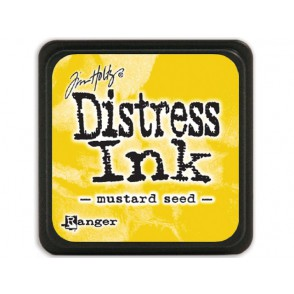 Barvna blazinica, Distress Mini Ink, Mustard Seed