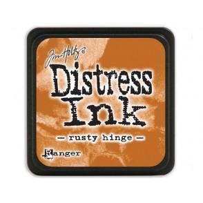 Barvna blazinica, Distress Mini Ink, Rusty Hinge