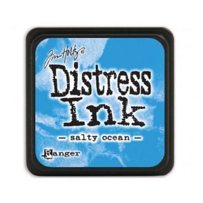 Barvna blazinica, Distress Mini Ink, Salty Ocean