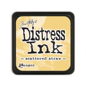 Barvna blazinica, Distress Mini Ink, Scattered Straw