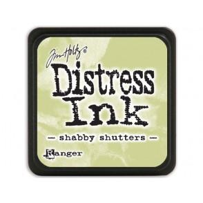 Barvna blazinica, Distress Mini Ink, Shabby Shutters