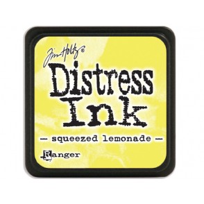 Barvna blazinica, Distress Mini Ink, Squeezed Lemonade
