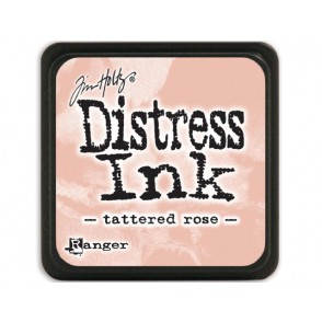 Barvna blazinica, Distress Mini Ink, Tattered Rose