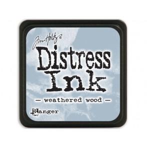 Barvna blazinica, Distress Mini Ink, Weathered Wood
