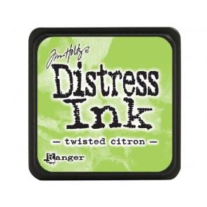 Barvna blazinica, Distress Mini Ink, Twisted Citron