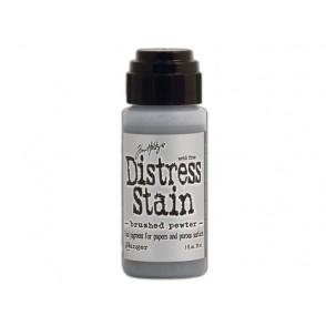 Distress Stain, Brushed Pewter