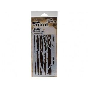 Plastična šablona, Birch