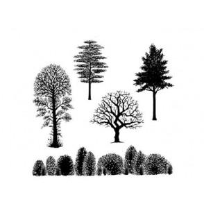 Štampiljka, Tree Goddess Luna