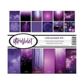 Papir, Ultraviolet