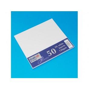 Papir, vložni listi, DL