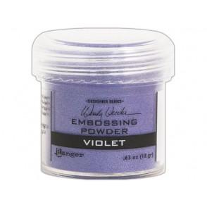 Embossing prah, Violet