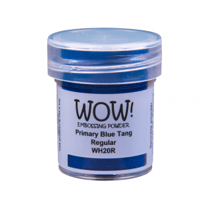 Embossing prah, Primary Blue Tang