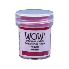Embossing prah, Primary Pink Robin