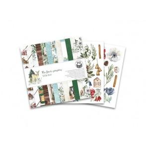 PapIr, The Four Seasons, Winter 09, set