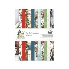 PapIr, The Four Seasons, Winter 10, set