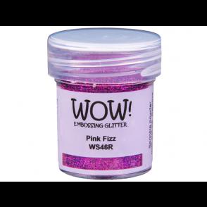 Embossing prah, glitter, Pink Fizz